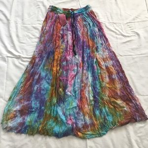 Dresses & Skirts - Tye dye shirt